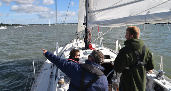 rya day skipper training