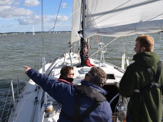 rya day skipper training