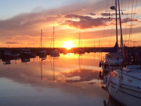 sailing trip southwold suffolk