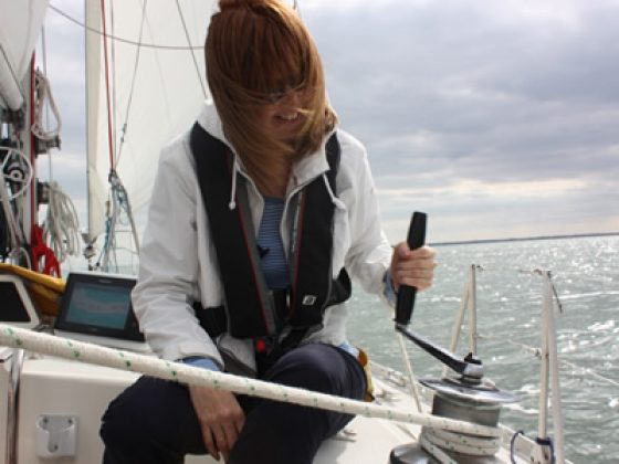 RYA Competent Crew Courses Suffolk