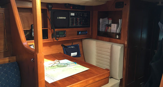 rya yacht training navigation