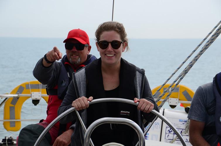 learn to sail uk east coast