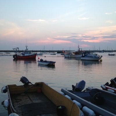 West Mersea Harbour
