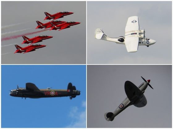Sail to the Clacton Air Show