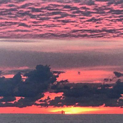 Fabulous Sunrise Thames Estuary